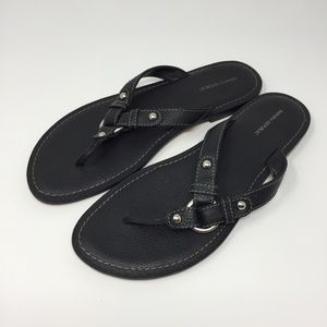Banana Republic Flip Flops Sandals Size 10